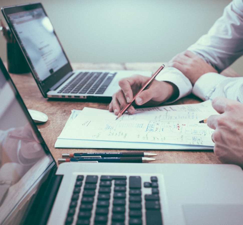 Geschäftsanalyse und Beratung