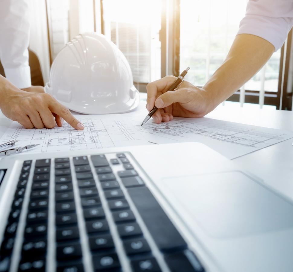 Ingenieurwesen und technische Dienstleistungen